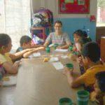 freiwillige-kinder-autismus-essen