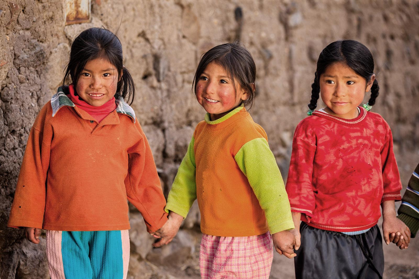 Peru in Farbe